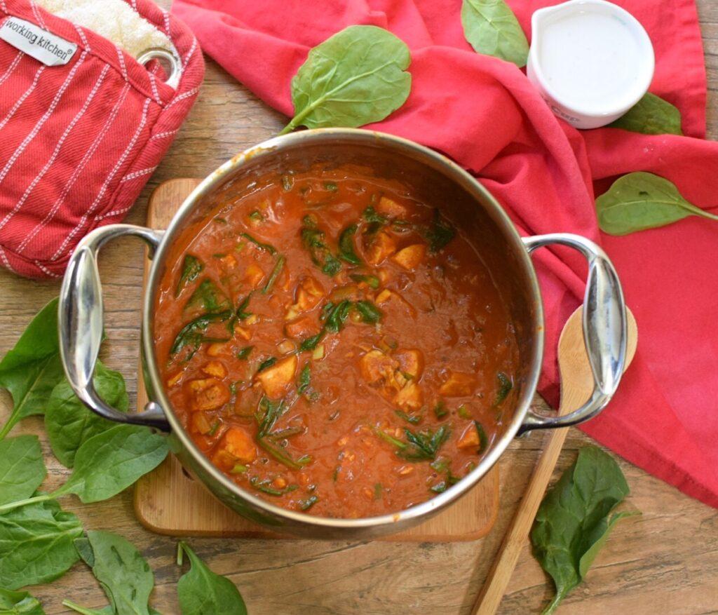 Easy Chicken Tikka Masala