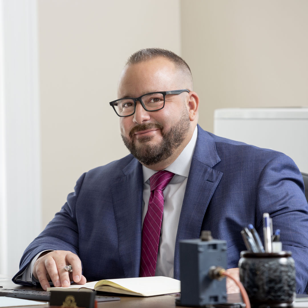 Jason Sampson — helping you with legal issues in your business.