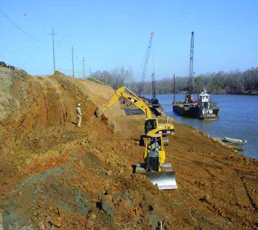 Riverbank Stabilization