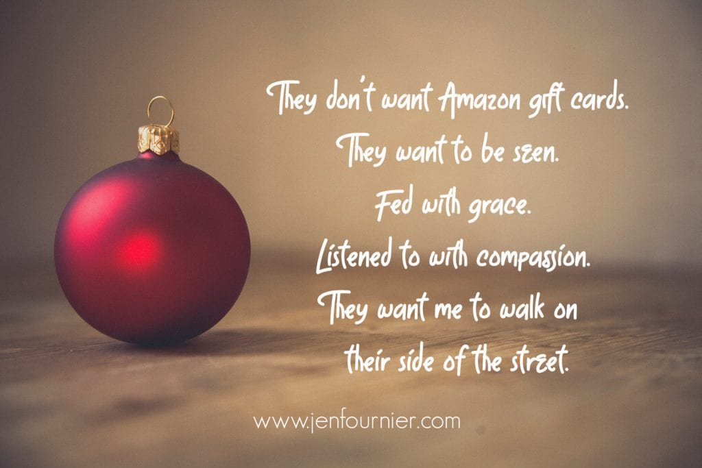 Christmas Gifts When You are Searching for a New Job by Jen Fournier