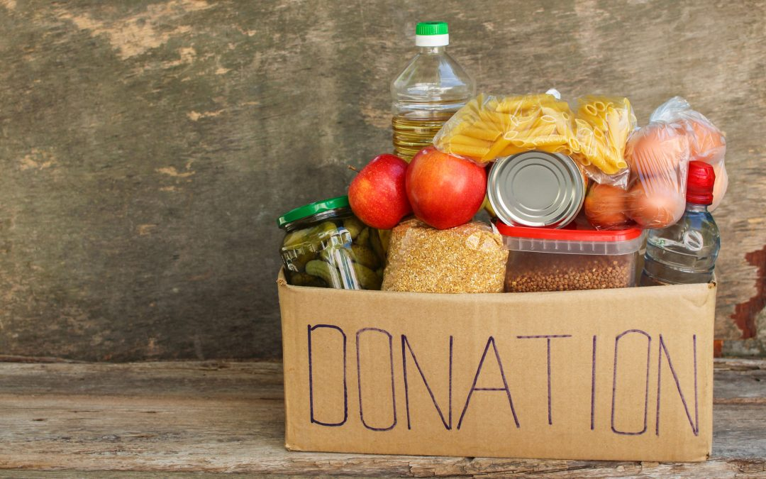 Moving Beyond The Holiday Food Drive