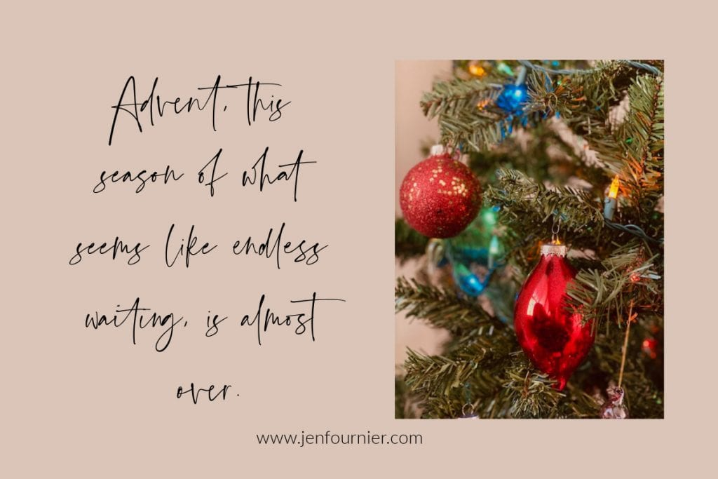 Advent, A 4 A.M. Wake-up Call and God's Voice