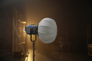 DoPchoice new Dome Snapbag for ARRI Orbiter—at home on any set