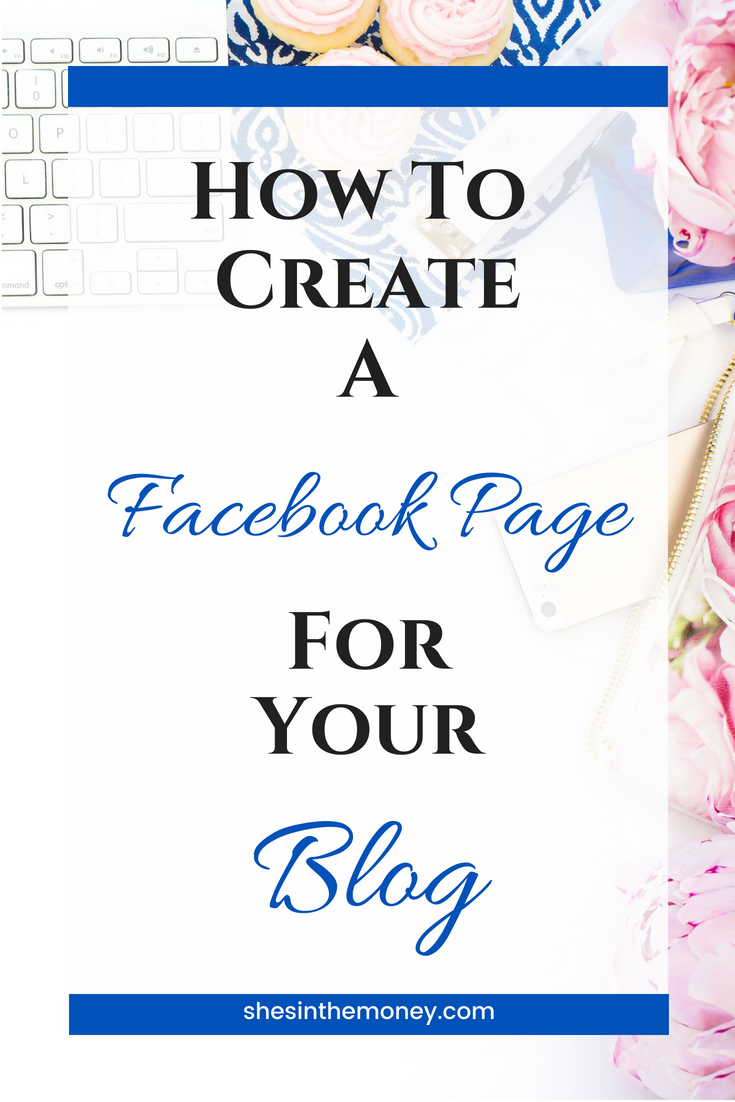 How to create a Facebook page for your blog - 2018 edition.