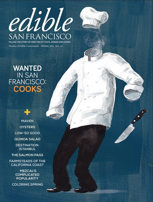 Wanted in San Francisco: Cooks