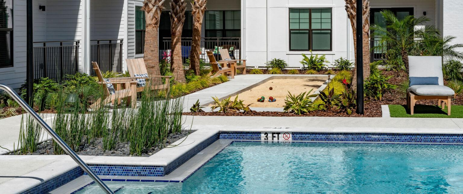 modern landscape design rangewater