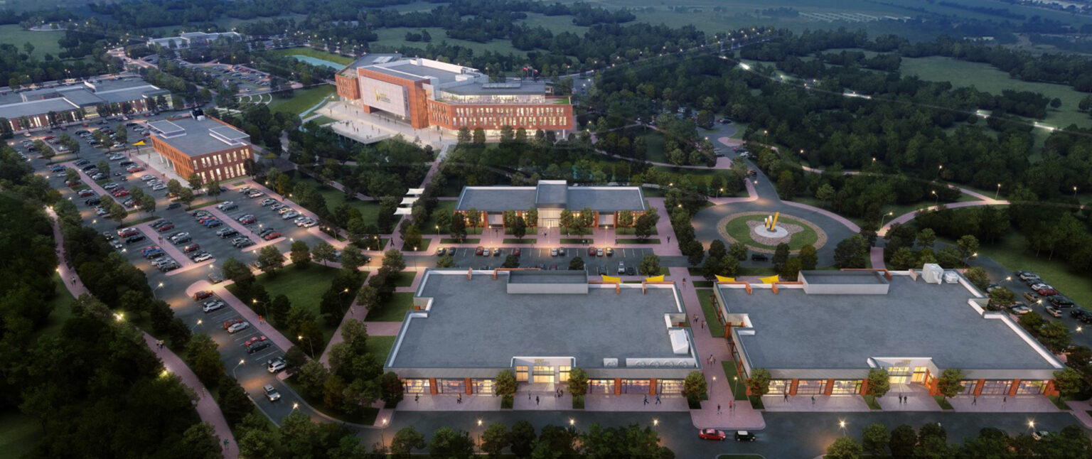 New Carroll Campus