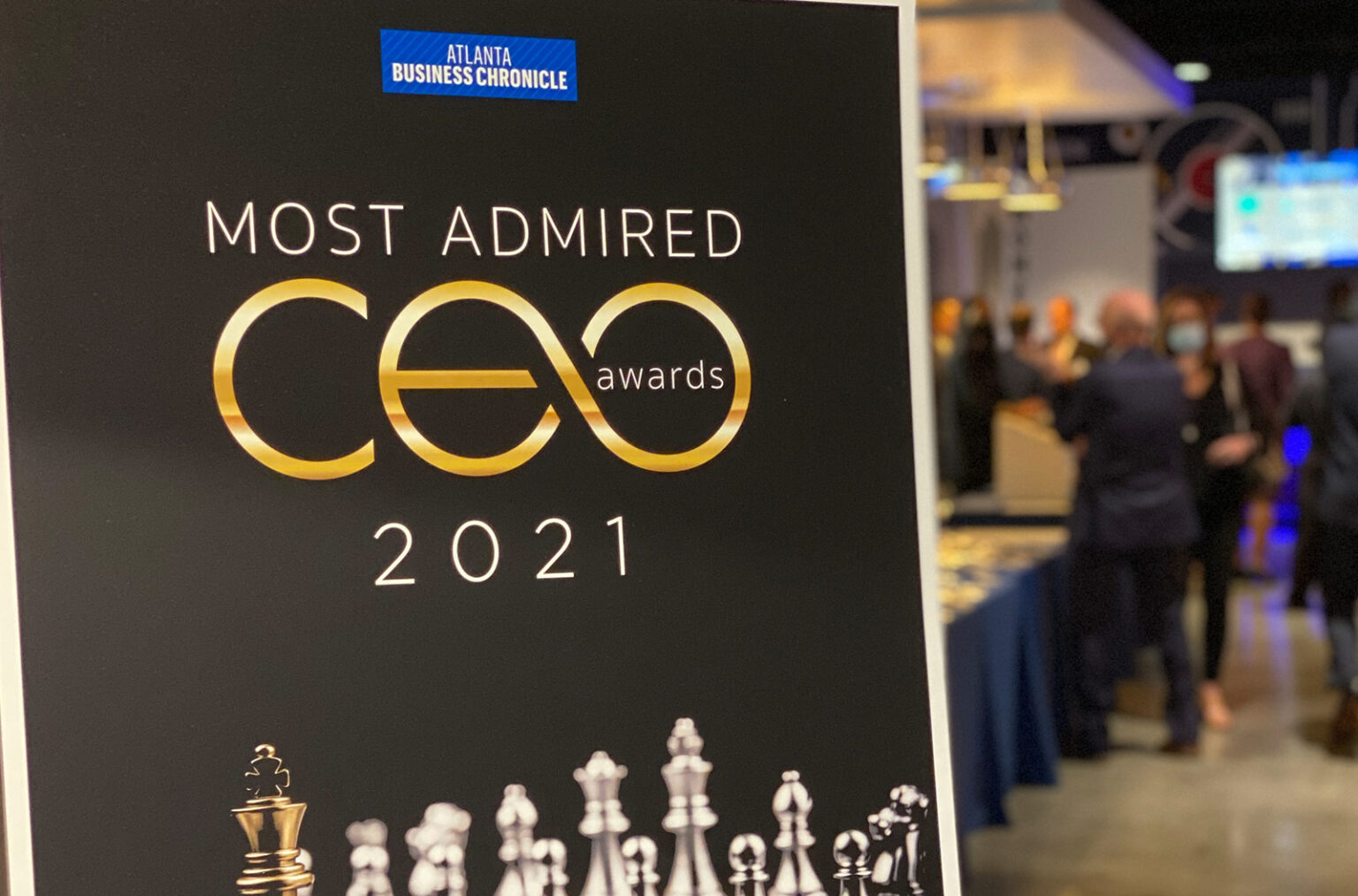 Eberly & Associates CEO Selected by Atlanta Business Chronicle as  Most Admired CEOs of 2021