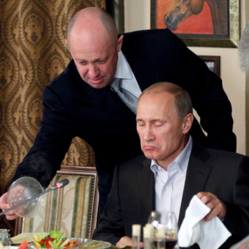 Peace Data and Prigozhin's Service to Putin
