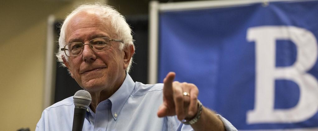 Bernie Sanders (Credit - Creative Commons)
