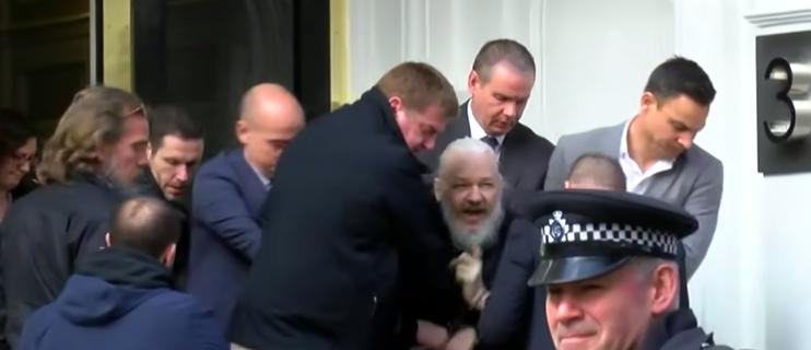 The CIA Debated Kidnapping or Killing Julian Assange
