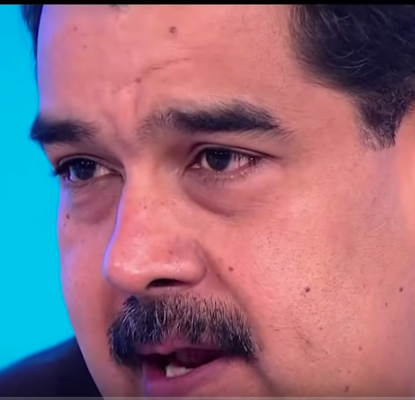 U.S. Indicts for Maduro Leading a Fictional 'Cartel of the Suns'