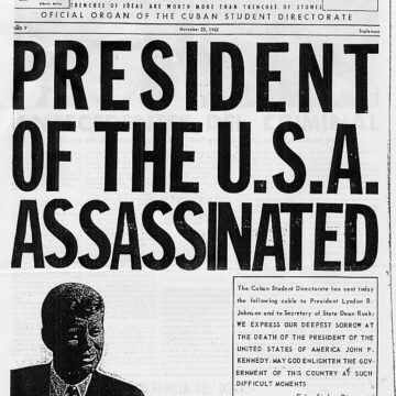 After Trump's big promise, 15,834 JFK files remains secret