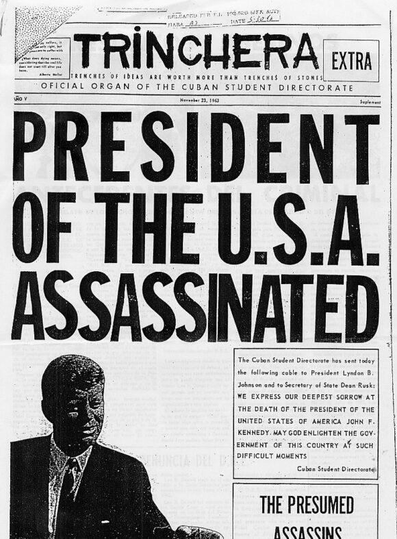 VIDEO: Making Sense of  JFK's Assassination