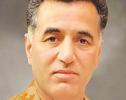 Pakistan's 'Deep State': پاکستان: انٹر- سروسز انٹلی جینس (آئی ایس آئی)