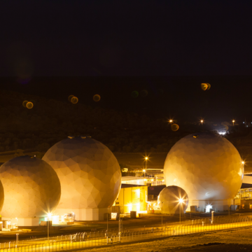 The Five Eyes See 'Every Corner of the Globe'