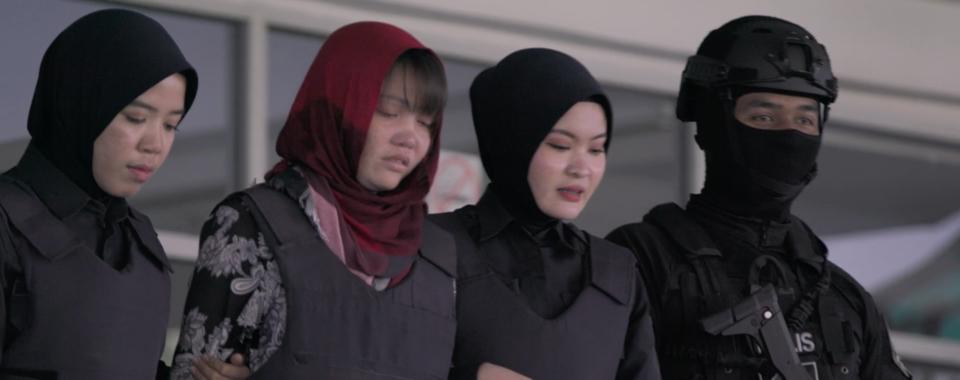 North Korean assassins