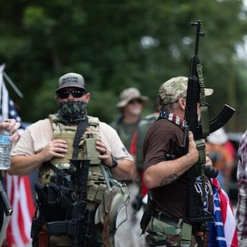 Will U.S. See a Rural Insurgency?