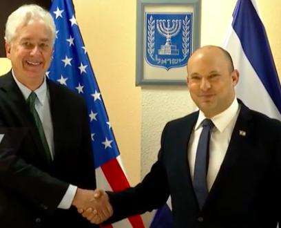 Directors of CIA and Mossad Meet in Israel