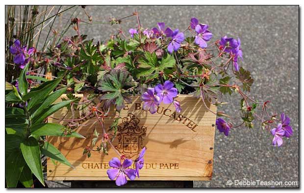 Chateau Planter Box