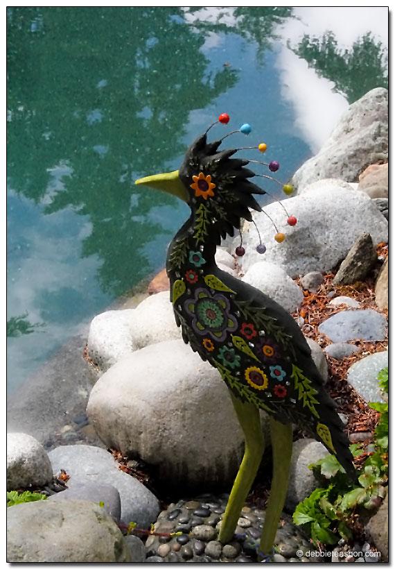 Carhart Garden Art
