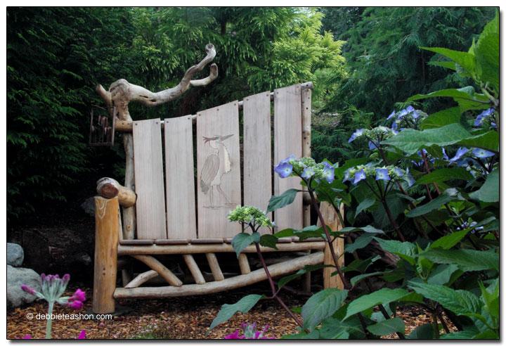 Carhart Garden Bench