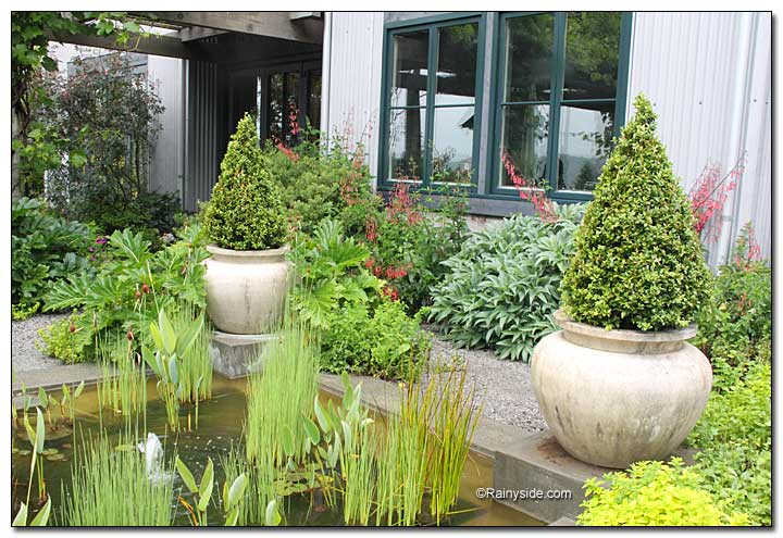 Formal Water Feature