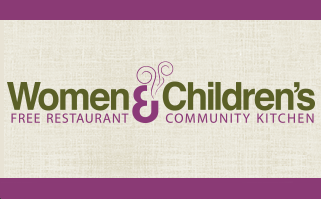 Women & Children's Free Restaurant & Community Kitchen Logo