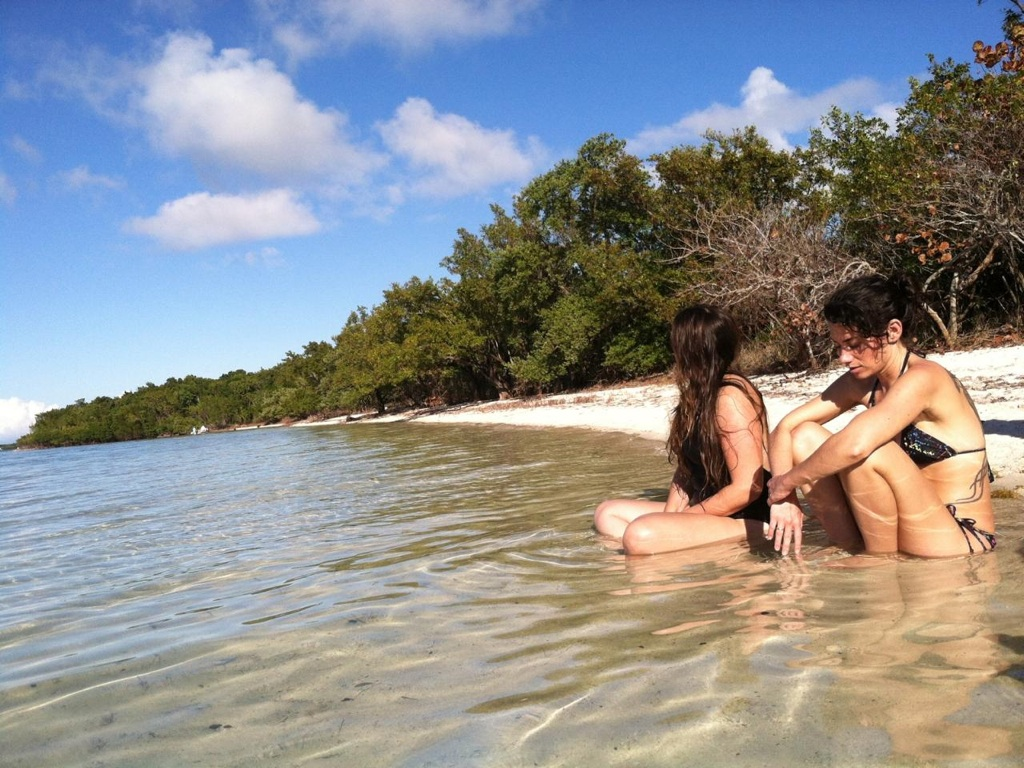 privet beaches you can visit on the sailing tour