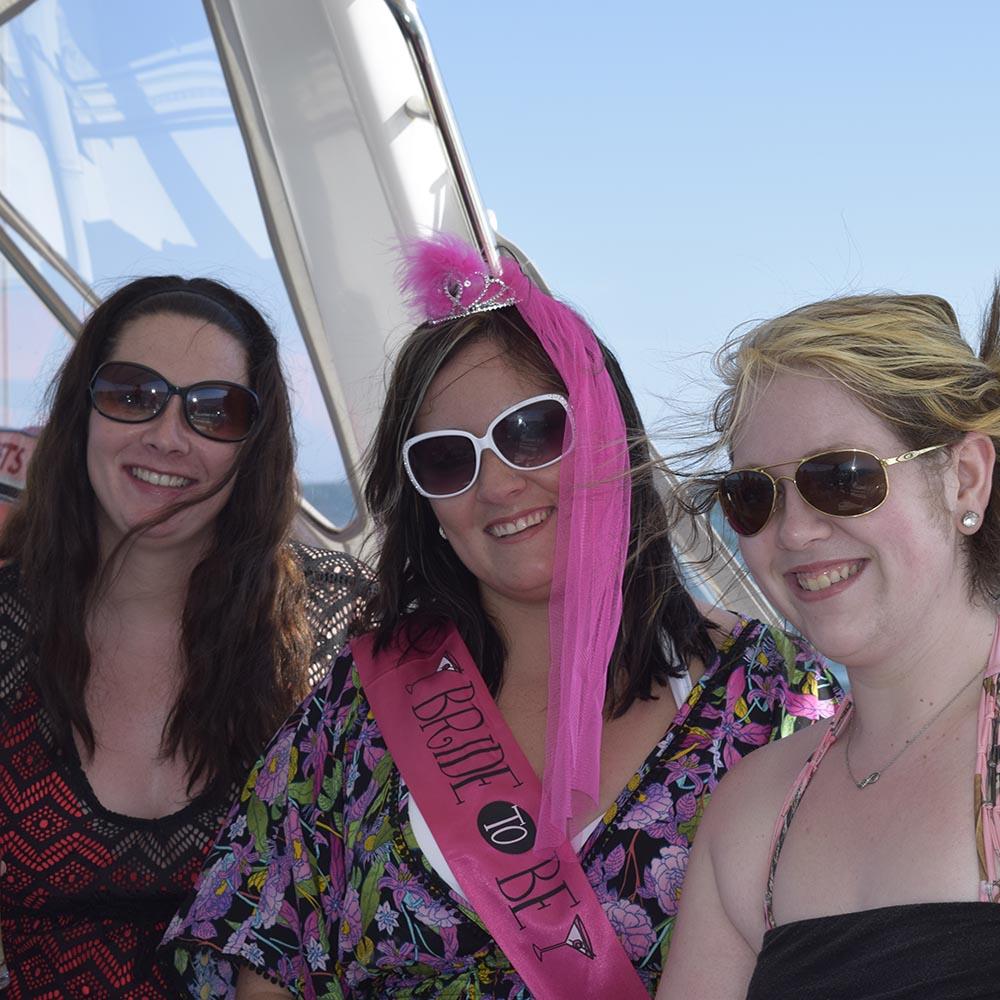 Sailing Bachelorettes