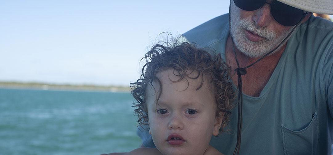 Toddles also like sailing charters