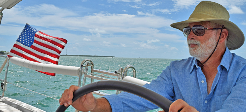 Captain Ramos experienced sailing charter captain