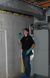 Free termite inspection in Independence, MO - Redline Pest Control