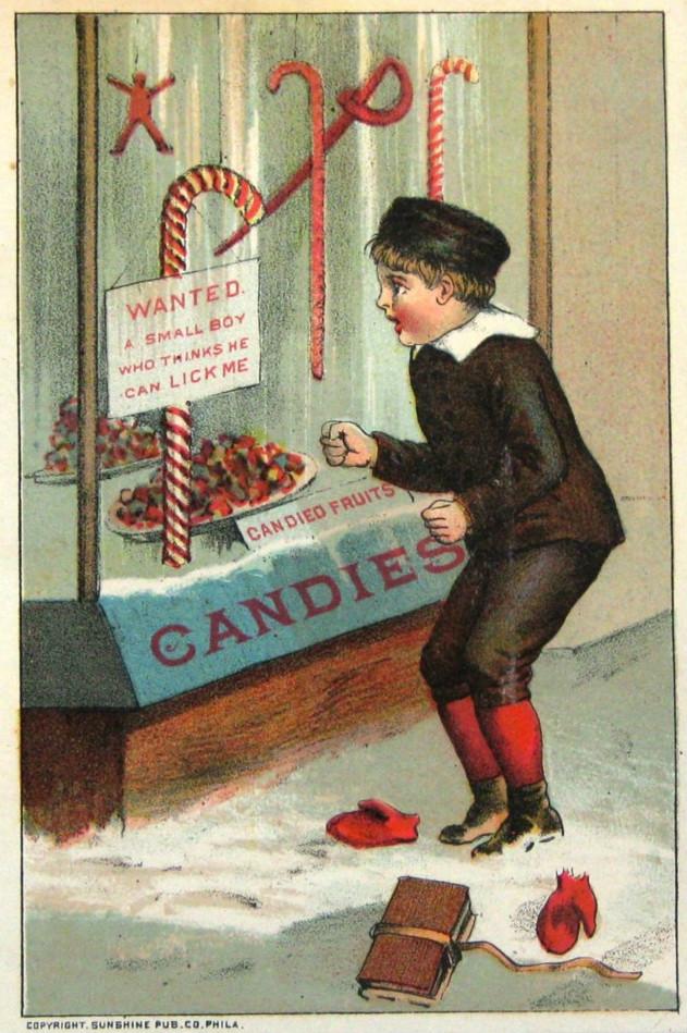Candy_cane_William_B_Steenberge_Bangor_NY_1844-1922