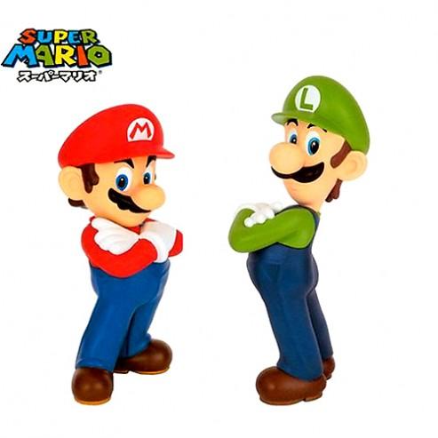 Mario and Luigi cool pic