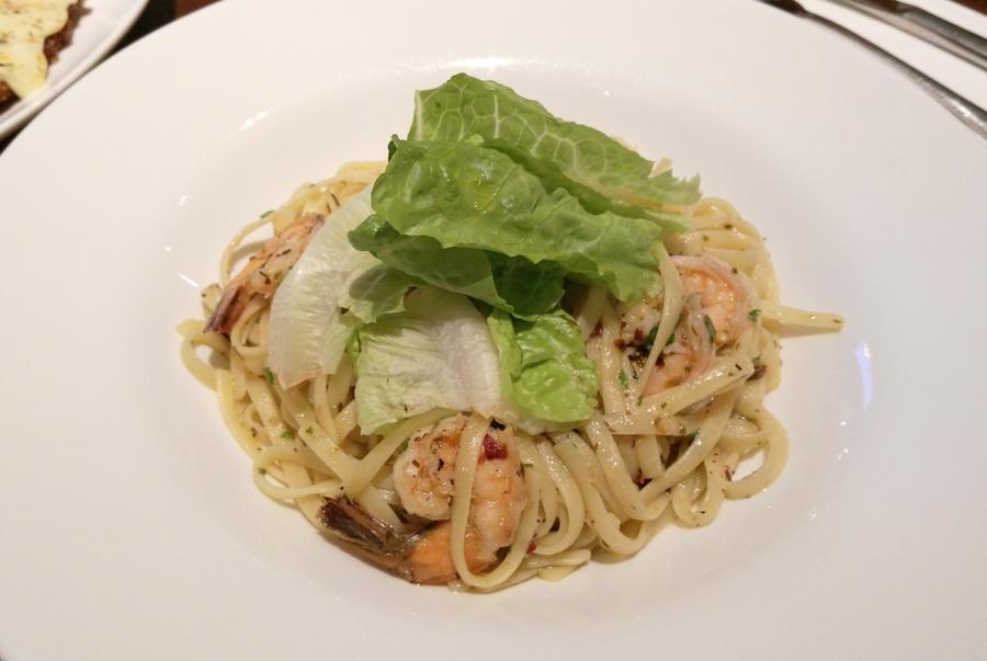 Shrimp Linguini (P475.00)