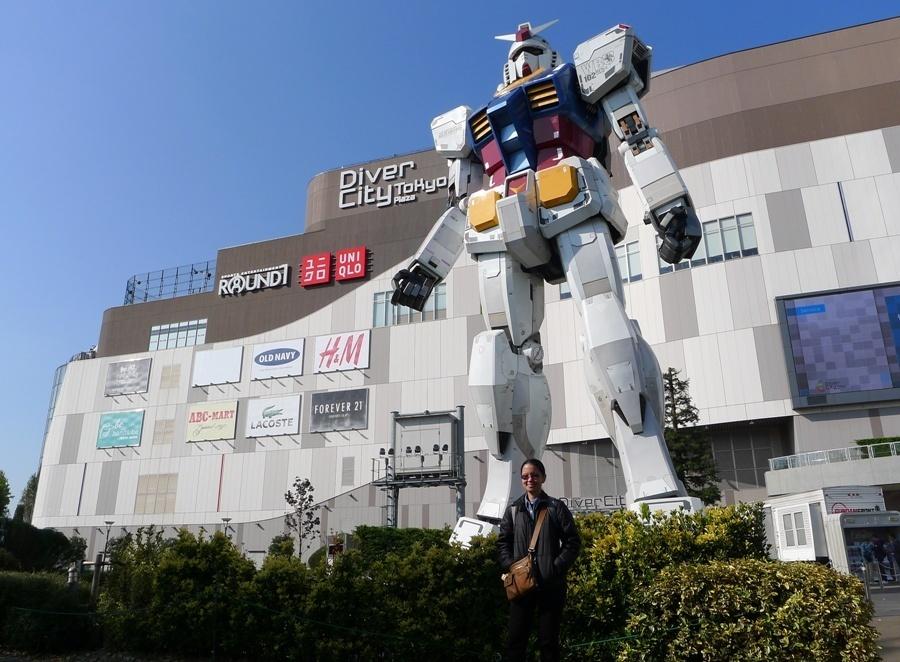 Gundam and Me.