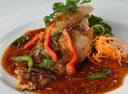 Catfish Thai Spice