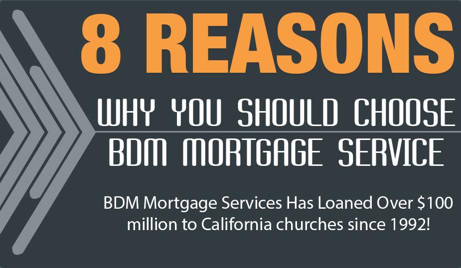 Why Choose BDM Mortgage?