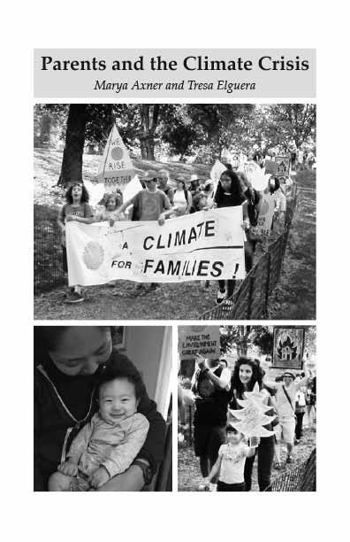 Parents and the Climate Crisis pamphlet cover