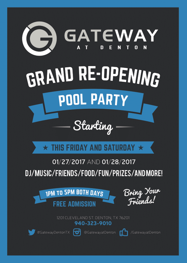 Gateway Grand Re-Opening