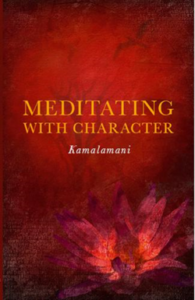 Meditating with Character right one