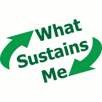 what sustains me