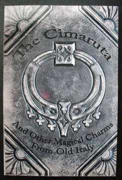 The Cimaruta and Other Magical Charms from Old Italy