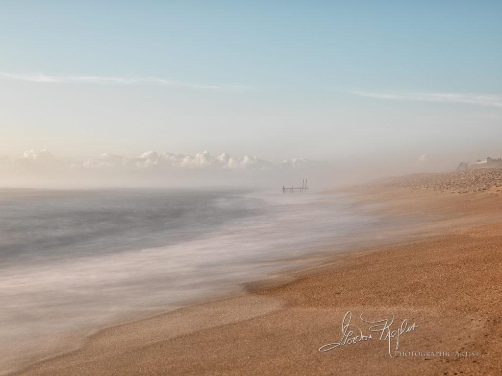 LightSweep - an Outer Banks morning.