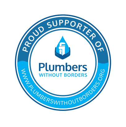 Plumbers without borders logo