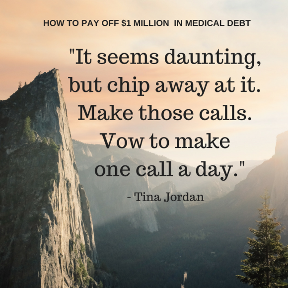 medical debt, paying off medical debt