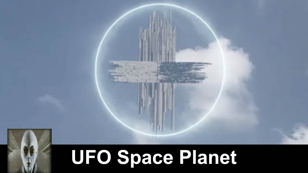 UFO Sightings Space Planet