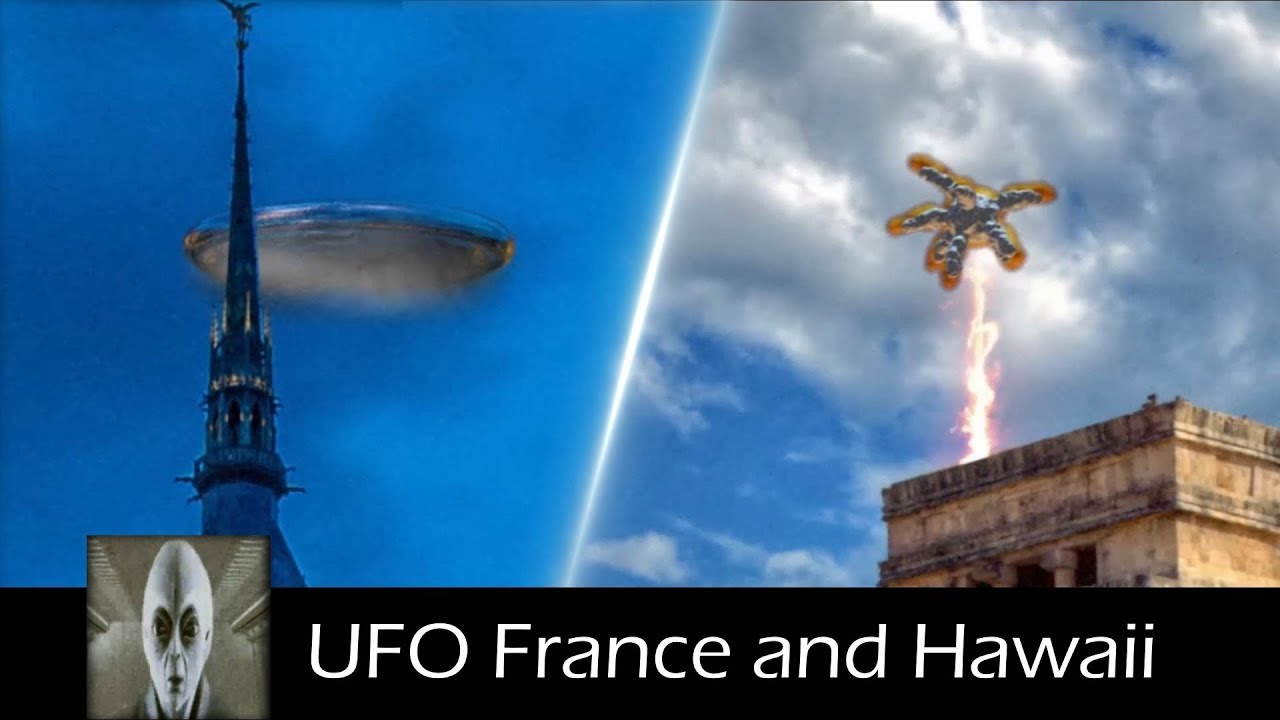 UFO Sightings France and Hawaii October 2018