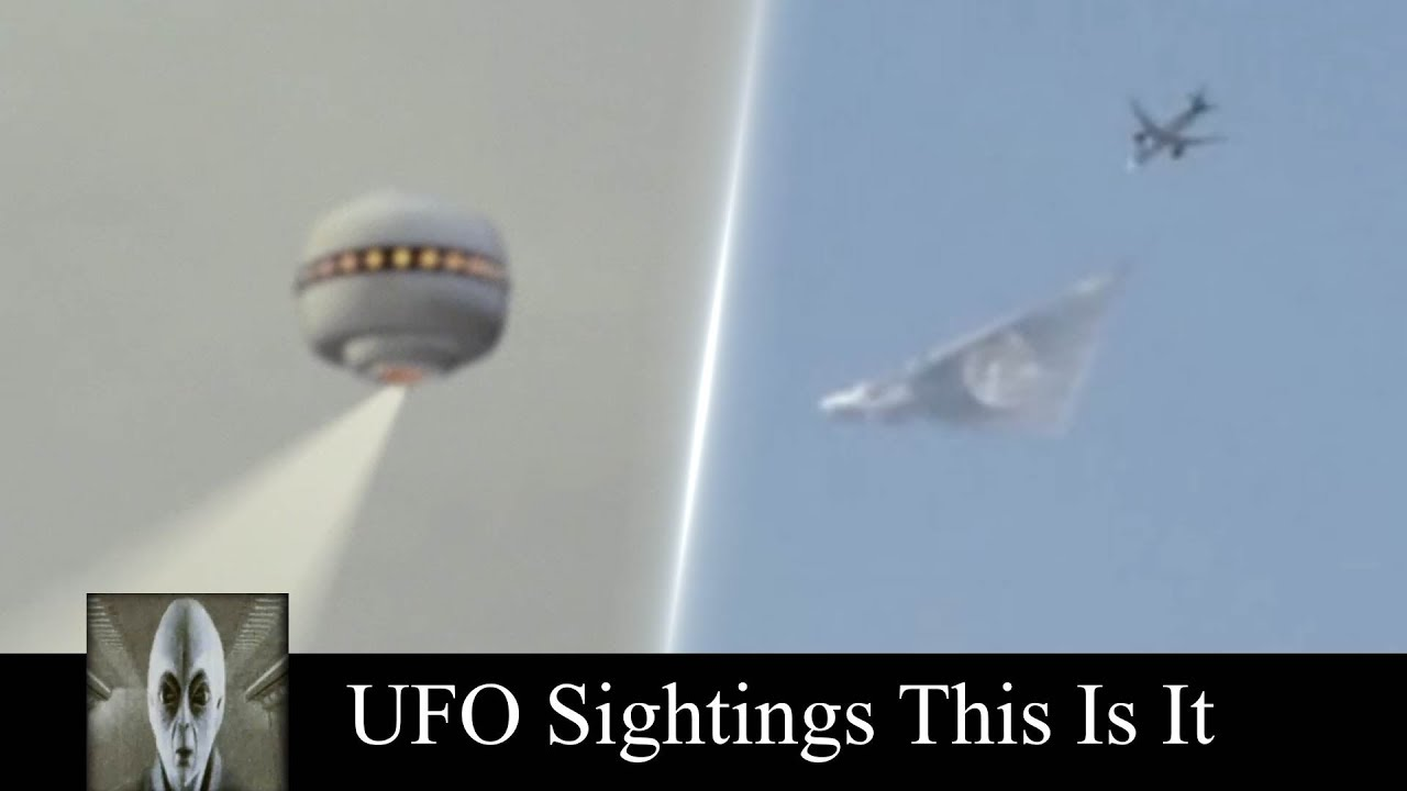 UFO Sightings This Is It October 25th 2018